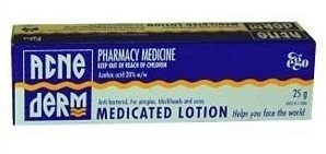 Acnederm Medicated Lotion