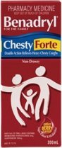 Benadryl Chesty Forte Cough Syrup