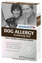 Biomerica Dog Allergy Screening test