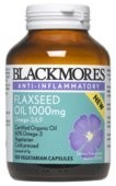 Blackmores Flaxseed Oil Caps