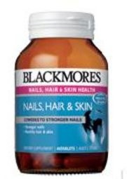 Blackmores Nails Hair And Skin Tablets