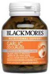 Blackmores Odourless Garlic