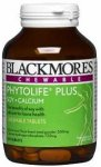Blackmores PhytoLife Plus Soy and Calcium