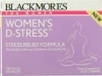 Blackmores Womens D- Stress
