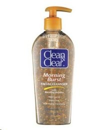 Clean And Clear Morning Burst Facial Cleanser