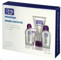 Clean and Clear Advantage Pimple Control