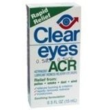 Clear Eyes ACR Allergy Relief