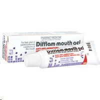 Difflam Mouth Gel