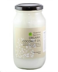 Essential Nutrients Certified Organic Coconut Oil