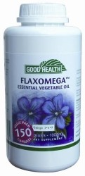 Good Health Flaxomega Essential Vegetable Oil
