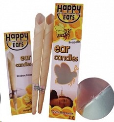 Happy Ear Candles Cone (1 pair per packet)