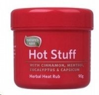 Natures Kiss Hot Stuff Action Sports Rub