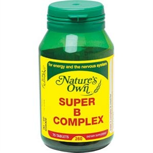 Natures Own Super B Complex