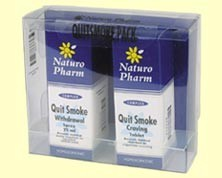 Naturo Pharm Quitsmoke Twin Pack
