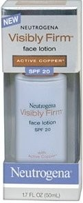Neutrogena Visibly Firm Face Lotion SPF20