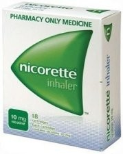 Nicorette Inhaler and Refill