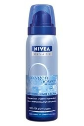 Nivea Visage Oxygen Power Reviving Night Cream
