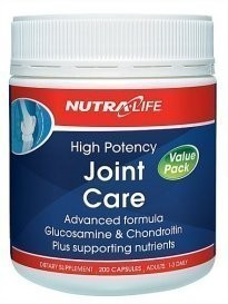 Nutra Life Joint Care Capsules