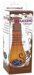 O My Cappuccino Flavour Lubricant