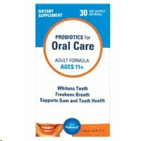 Oragenics Probiotics for Oral Care Adult Formula