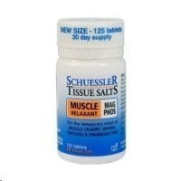 Schuessler Tissue Salts Mag Phos - Muscle Relaxant