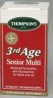 Thompsons Third Age Senior Multi Tablets