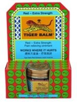 Tiger Balm Oint Red