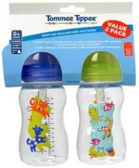 Tommee Tippee Designer Bottle Twin Pack