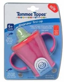 Tommee Tippee Easi-Flow Cup - 6+ months