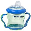 Tommee Tippee Twin Handle with No Spill Silicone Spout
