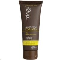 Trilogy For Men  Moisturiser SPF 15